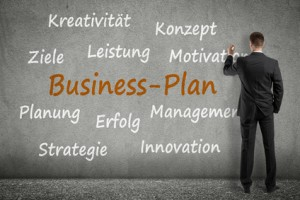 Wie gliedert sich ein Businessplan?