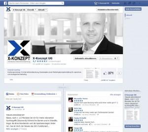 social media marketing Beratung in Brandenburg und Berlin durch die Firma X-Konzept