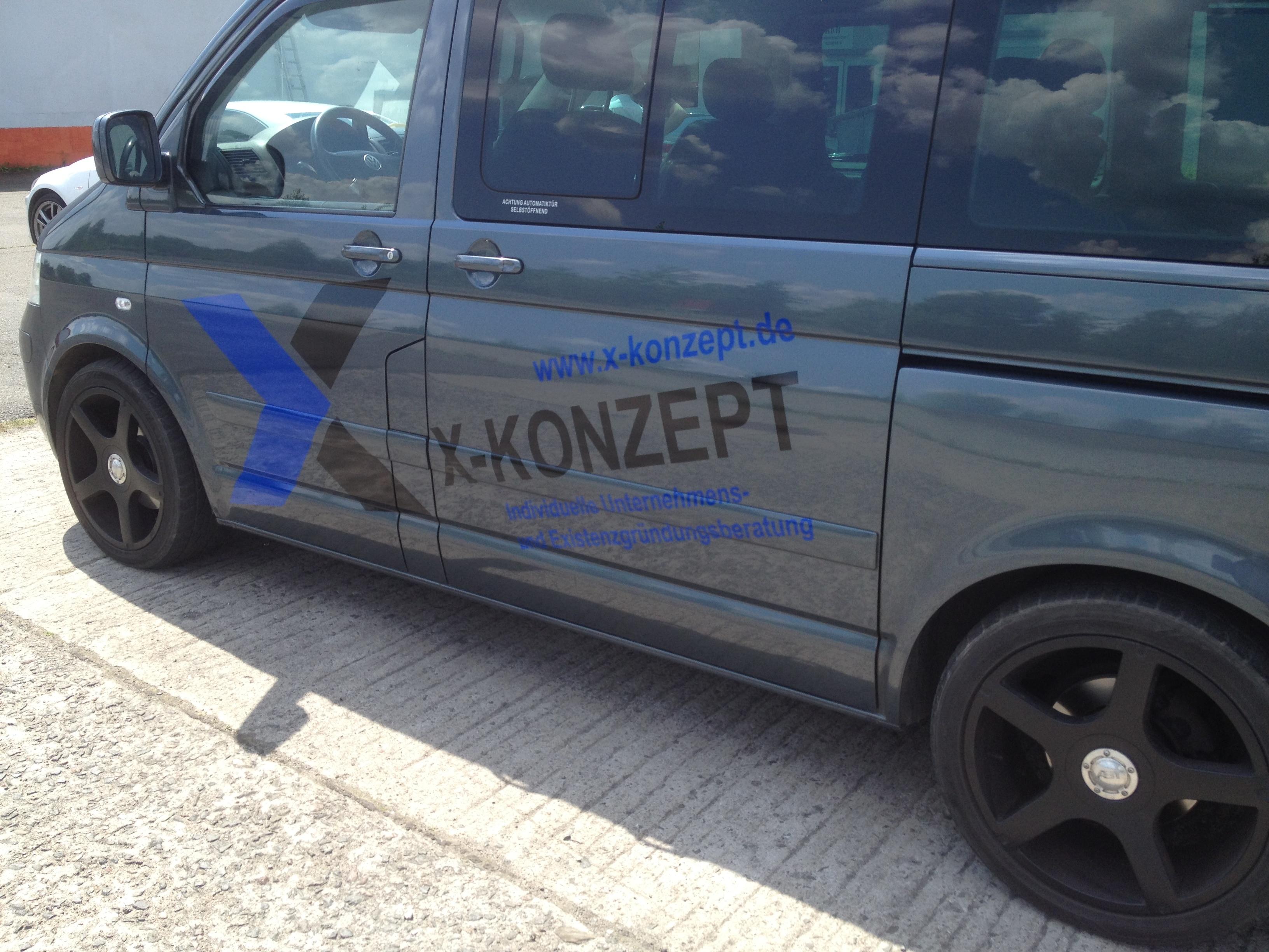 Ein Beispiel für operatives Marketing anhand von Fahrzeugwerbung.
