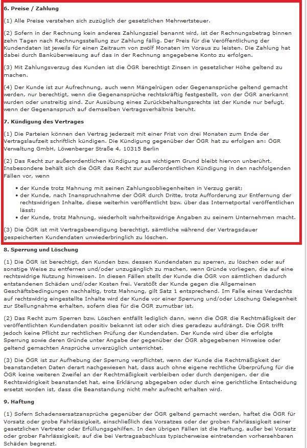 Zentrales Gewerberegister Rechnung : vorsicht abzocke durch ffentliches gewerberegister ~ Themetempest.com Abrechnung