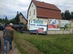 Ein Beispiel für operatives Marketing entwickelt von X-Konzept erstellt durch Fotobasis Wandlitz (Uwe Koch)