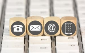 Telefonnummer, Postanschrift, E-Mail und Webseite der Unternehmensberatung X-Konzept