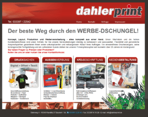 dahlerprint