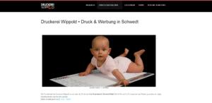 Druckerei Wippold in Schwedt