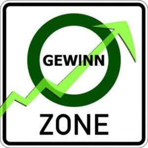 Die Gewinn-Zone erreichen. Die Existenzgründungsberatung und Unternehmensberatung X-Konzept hilft dabei.